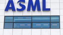 ASML's bullish outlook pulls computer chip stocks higher