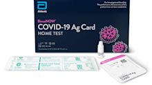 At-Home Rapid COVID Tests Will Soon Be Available at CVS, Walgreens and Walmart