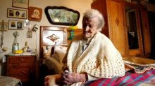 World's oldest person, last one of 19th century, dies in Italy at 117