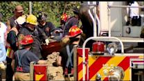 Man Recovering After Becoming Trapped In Trench In Lawrenceville