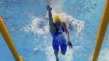 Sjostrom eases into 100m freestyle swimming semis