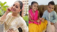 Mahhi Vij Gives A Befitting Reply To 'Frustrated' Trolls After Being Accused Of Not Taking Proper Care Of Her Foster Kids