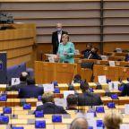 Merkel wants swift EU deal on COVID economic recovery to grow unity