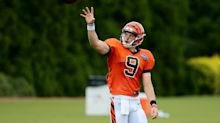 Joe Burrow again ripped through Bengals' first-team defense at training camp