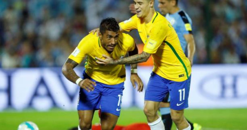 Foot - CM - AmSud - Le Brésil s'impose en Uruguay en éliminatoires du Mondial 2018