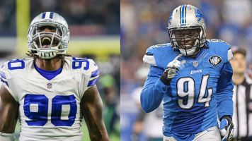 Report: Lawrence, Ansah likely to play on tags