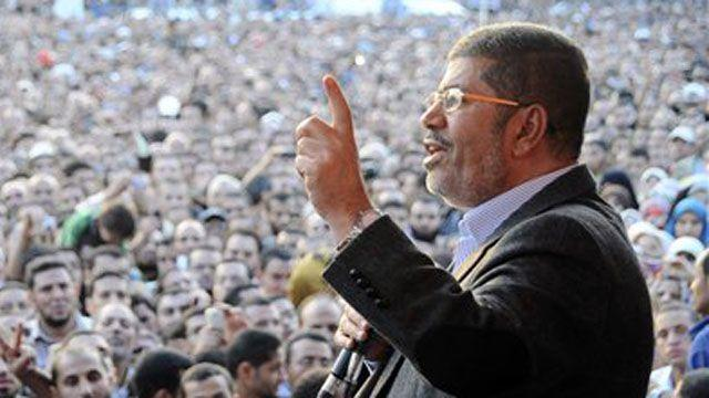 Will Morsi's power grab jeopardize Mideast cease-fire?