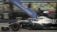Verstappen tops 1st practice in Singapore