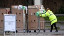 🔴En directo: Reino Unido alcanza un nuevo pico de muertes en un día, con 569