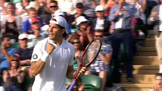 Highlights: Haas v Lopez