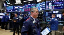 Wall Street falls on sour earnings, trade fears