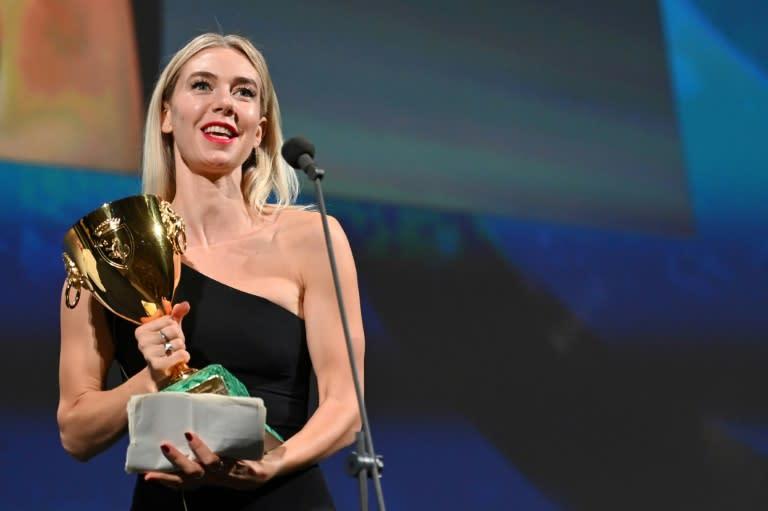 Vanessa Kirby's Venice win makes her Hollywood royalty
