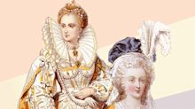 History's Wealthiest Women Used Gold Dust, Leeches, and Sulfuric Acid to Style Their Hair