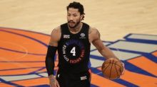 Knicks' Derrick Rose rises to occasion late in win over Pelicans