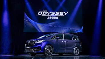 全新 Honda Odyssey 三車型 162.9 萬起正式登場