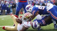 Colin Kaepernick returns, but 49ers blown out in Buffalo
