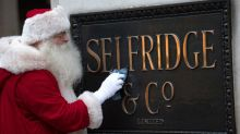 Selfridges has unveiled its festive window display, two months before Christmas day