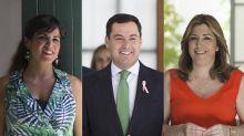 Andalucía, las elecciones de los candidatos insurgentes