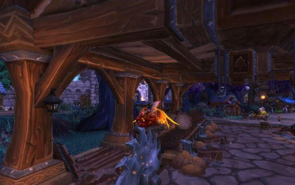 Around Azeroth: And that's why you don't play around in a lumber mill