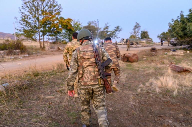 Jabrayil is one of the towns Azeri forces have recaptured during the conflict with Armenia over the breakaway region of Nagorno-Karabakh