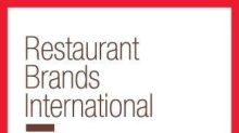 Restaurant Brands International Completes the Previously Announced Repurchase of 10.0 Million Class B Exchangeable Limited Partnership Units