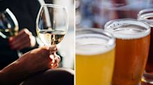 Drinking could improve your foreign language skills