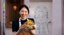 Hatch: New Soho restaurant serves Cantonese crepes through a hole in the wall