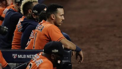 Eventually, the past caught up with Astros