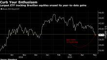 Brasil toma la delantera entre los mercados emergentes a la baja