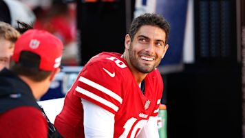 Garoppolo: ACL rehab is about 'small victories'