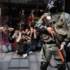 Hong Kong Spirals Into Deepening Crisis as Violent Unrest Enters a Fourth Day