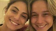 Fernanda Gentil planeja ter filho com a namorada: 'De onde vai sair e como, não importa'