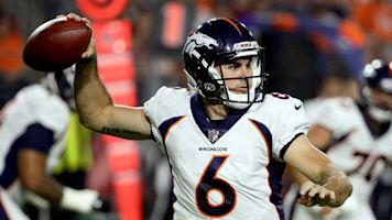 Colts sign QB Chad Kelly, cut by Broncos last year after trespassing arrest