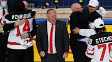 Report: Gerard Gallant reaches agreement to become Rangers head coach