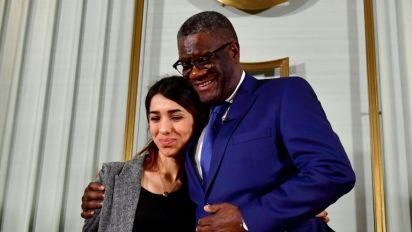 Violences sexuelles: les lauréats du Nobel veulent la fin de l'impunité