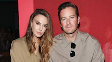Armie Hammer's Wife Responds to Backlash Over Their 2½-Year-Old Son Sucking on Actor's Toes