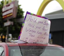 COVID-19 lawsuit takes on McDonald's like it was a rowdy bar