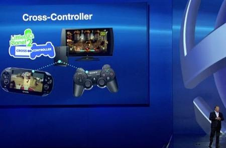 LittleBigPlanet 2 DLC turns the Vita into a PS3 controller
