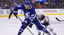 Leafs' Rielly reveals he's playing through undisclosed injury
