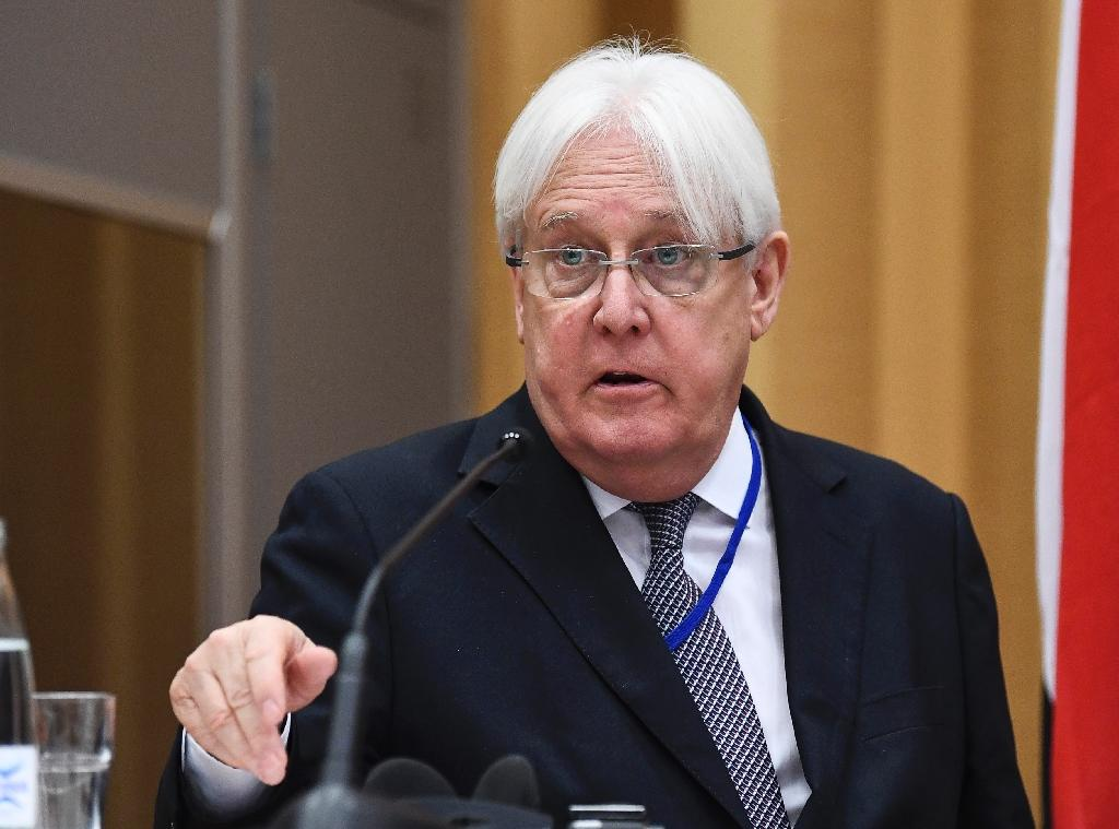 UN envoy Martin Griffiths will travel to rebel-held Sanaa and Riyadh for talks, beginning Saturday, on next steps to end the war