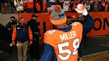 Broncos OLB Von Miller weighed positives and negatives of COVID-19 season