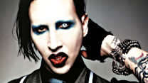 Marilyn Manson Collapses On Stage