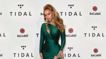 Beyoncé impresiona a cuatro meses de dar a luz