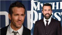 Hollywood stars Ryan Reynolds and Rob McElhenney in Wrexham takeover bid