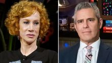 Kathy Griffin Claims Andy Cohen 'Treated Me Like a Dog': 'One of the Worst Bosses I Ever Had'