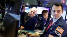 Wall Street cierra en rojo pero remonta tras los comentarios de Trump sobre China