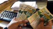 Pakistani rupee touches all-time low against dollar after IMF deal