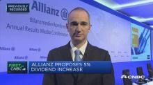Performance on operating basis is very strong: Allianz CF...