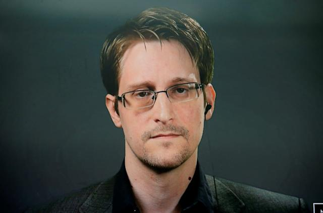 Edward Snowden will discuss Trump and privacy on November 10th