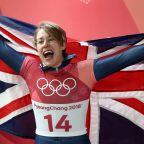 Winter Olympics 2018: Great Britain's Lizzy Yarnold makes Olympics history